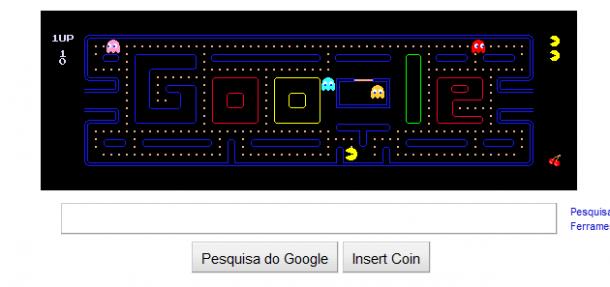 google-pacman