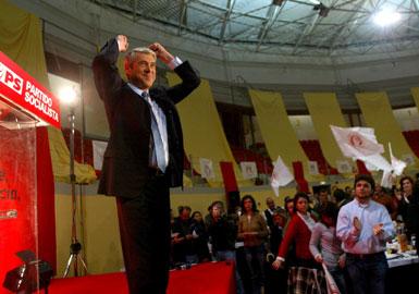 Partido Socialista Jose Socrates
