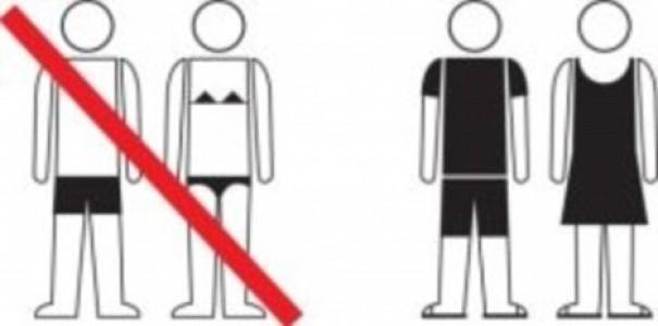 Barcelona proibe bikinis